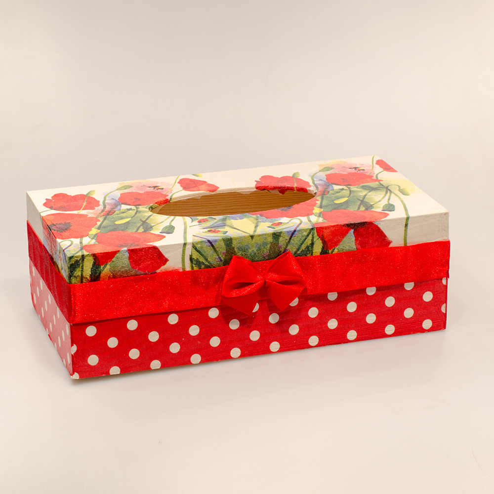 Pudełko na chusteczki 7