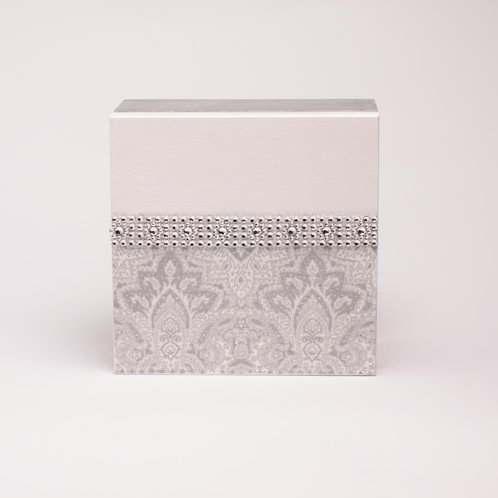 Pudełko Wzorzysty Ornament