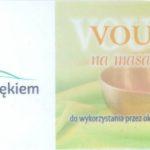 Sprezentuj sobie Voucher na masaż